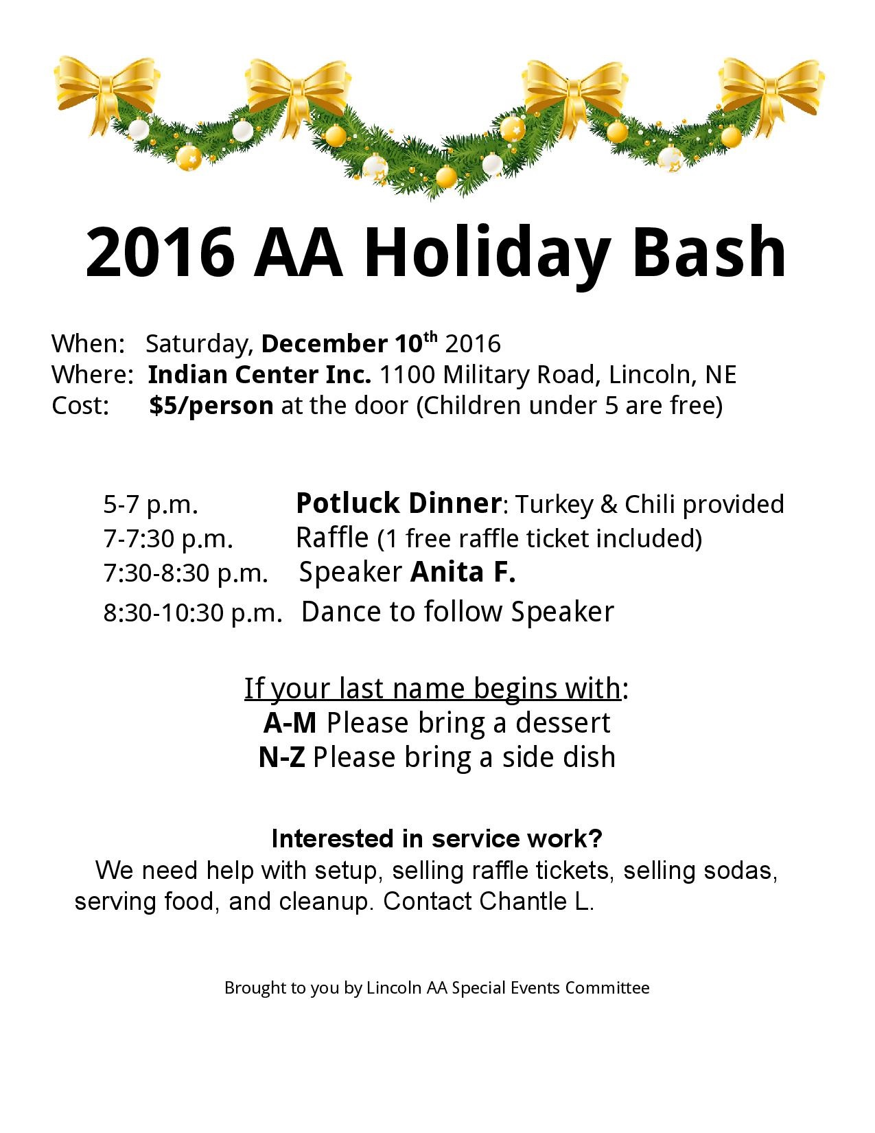 2016aaholidayparty